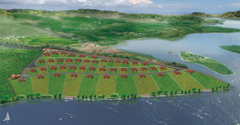 Waterfront at Khadakwasla
